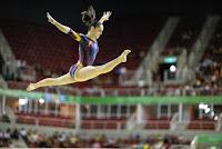 GIMNASIA ARTÍSTICA - Ana Pérez consigue plaza olímpica para la gimnasia femenina española