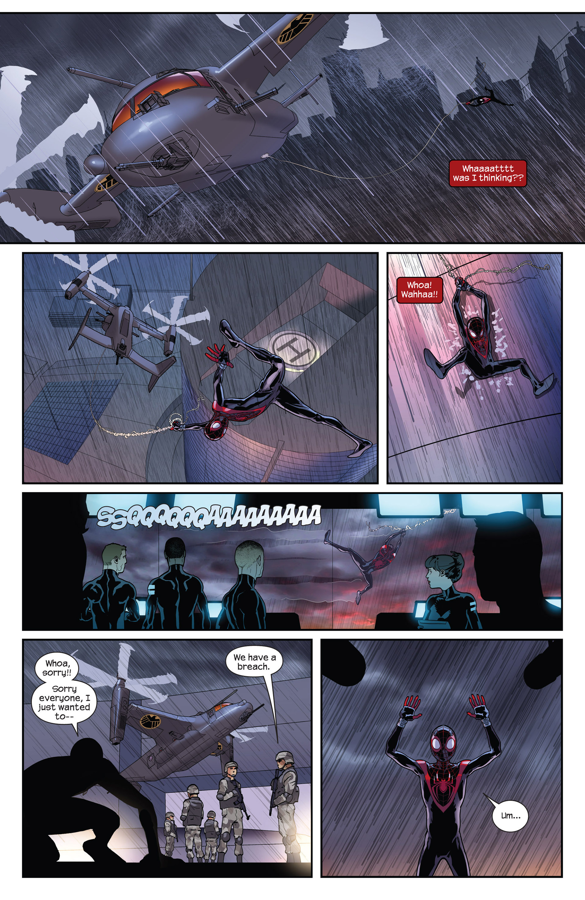Read online Ultimate Comics Spider-Man (2011) comic -  Issue #15 - 19