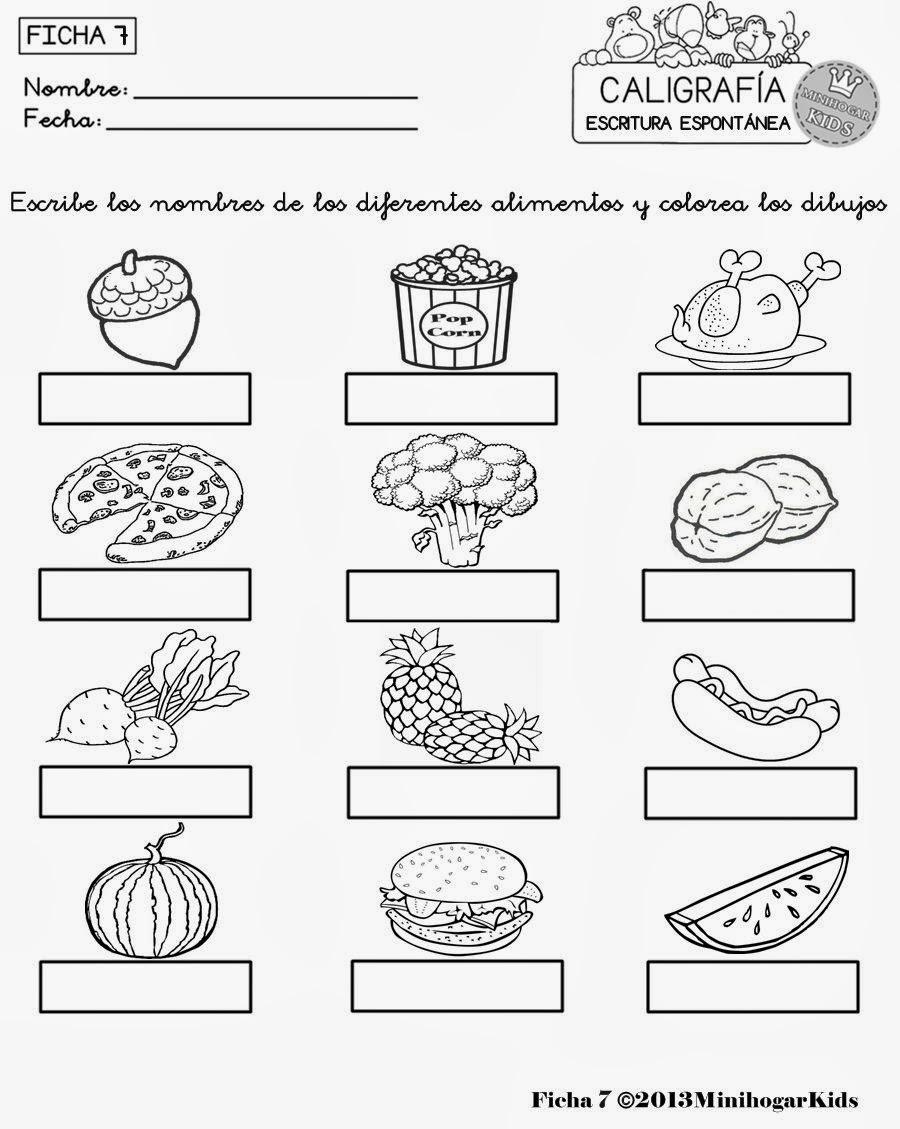 etiquetas para cuadernos de cocina