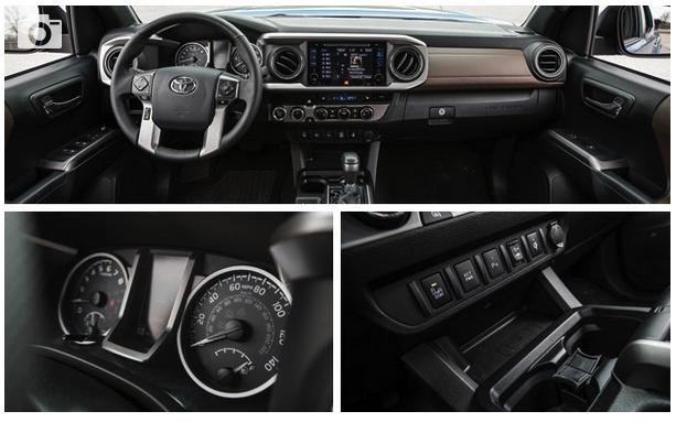 2019 Toyota Tacoma V-6 4x4 Automatic Review - Cars Auto ...