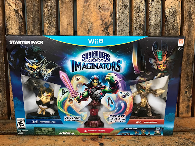 Skylanders Imaginators, Holiday Gift Guide, Starter Pack