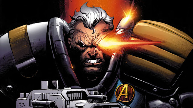 Cable Marvel Deadpool 2