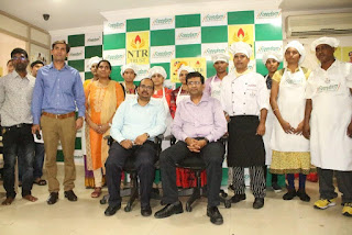 "Freedom Refined Sunflower Oil presents ""Freedom Self-employment Cookery Workshop"""
