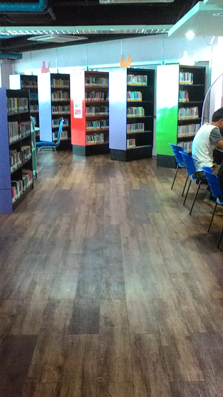 Library Suria Sabah Kota Kinabalu, Sabah