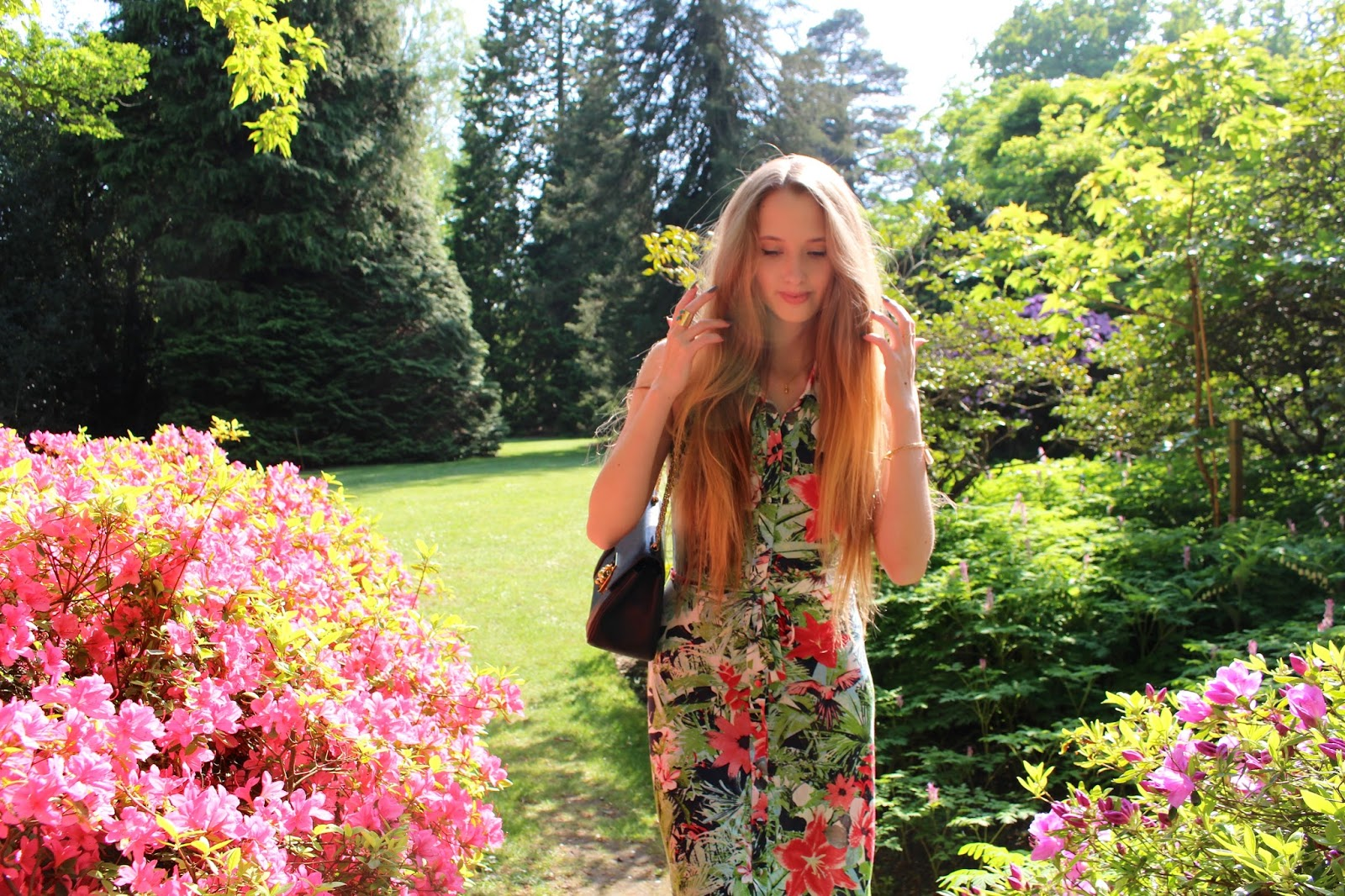 British classic luxury style blogger