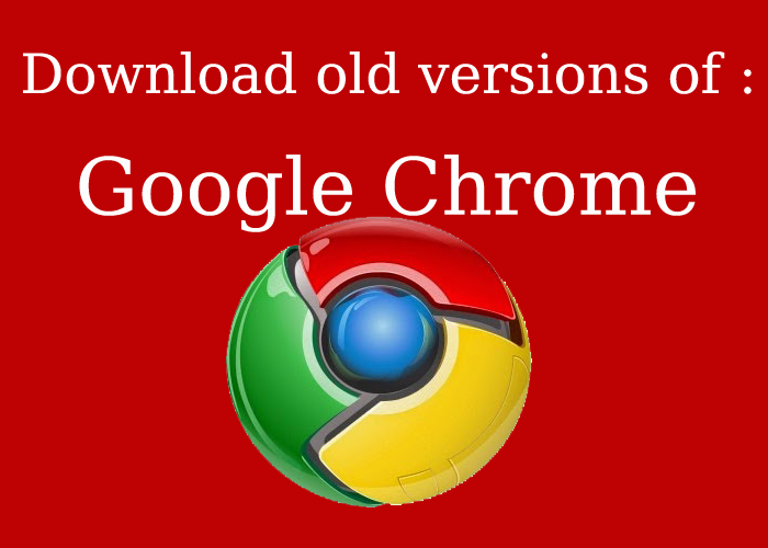 Download old version of