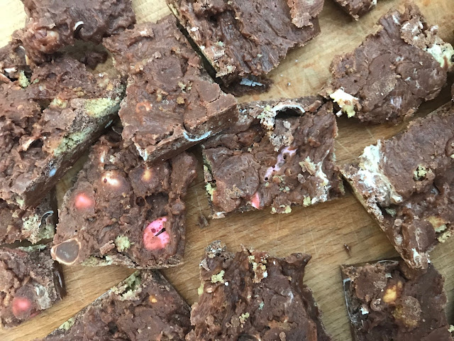 Finished Rocky Road