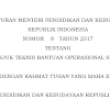 Juknis BOS 2017 SD SMP SMA SMK Permendikbud No 08 Tahun 2017