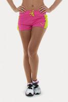 Pantalon scurt PUMA pentru femei MOVE SHORTS