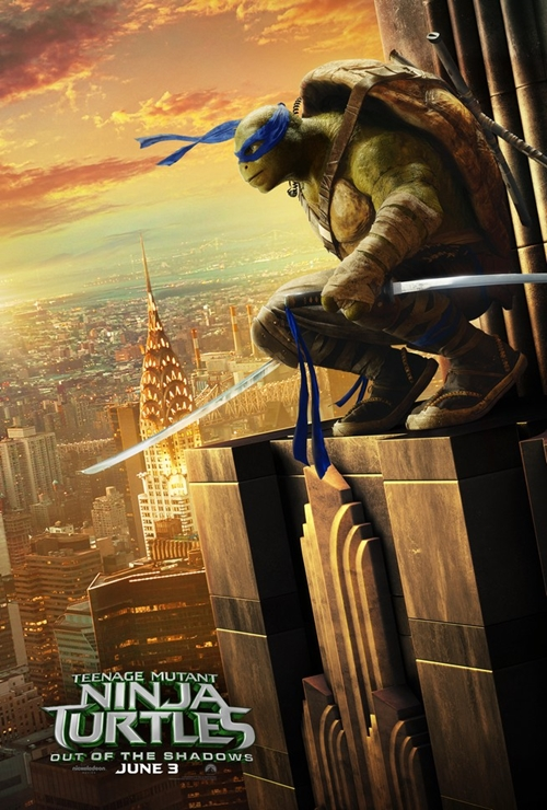 Teenage Mutant Ninja Turtles: Out of the Shadows (2016) Movie free download