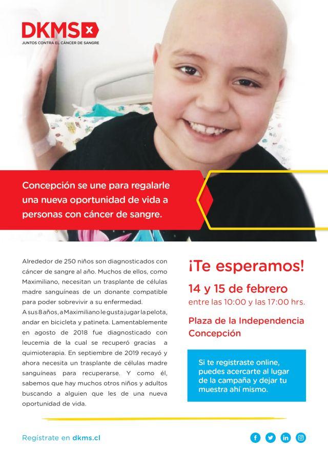 Buscan donantes de células madre sanguíneas, para niño de 7 años