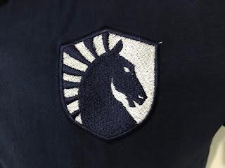 Baju Kaos Polo Gaming Team Liquid Shirt 2018