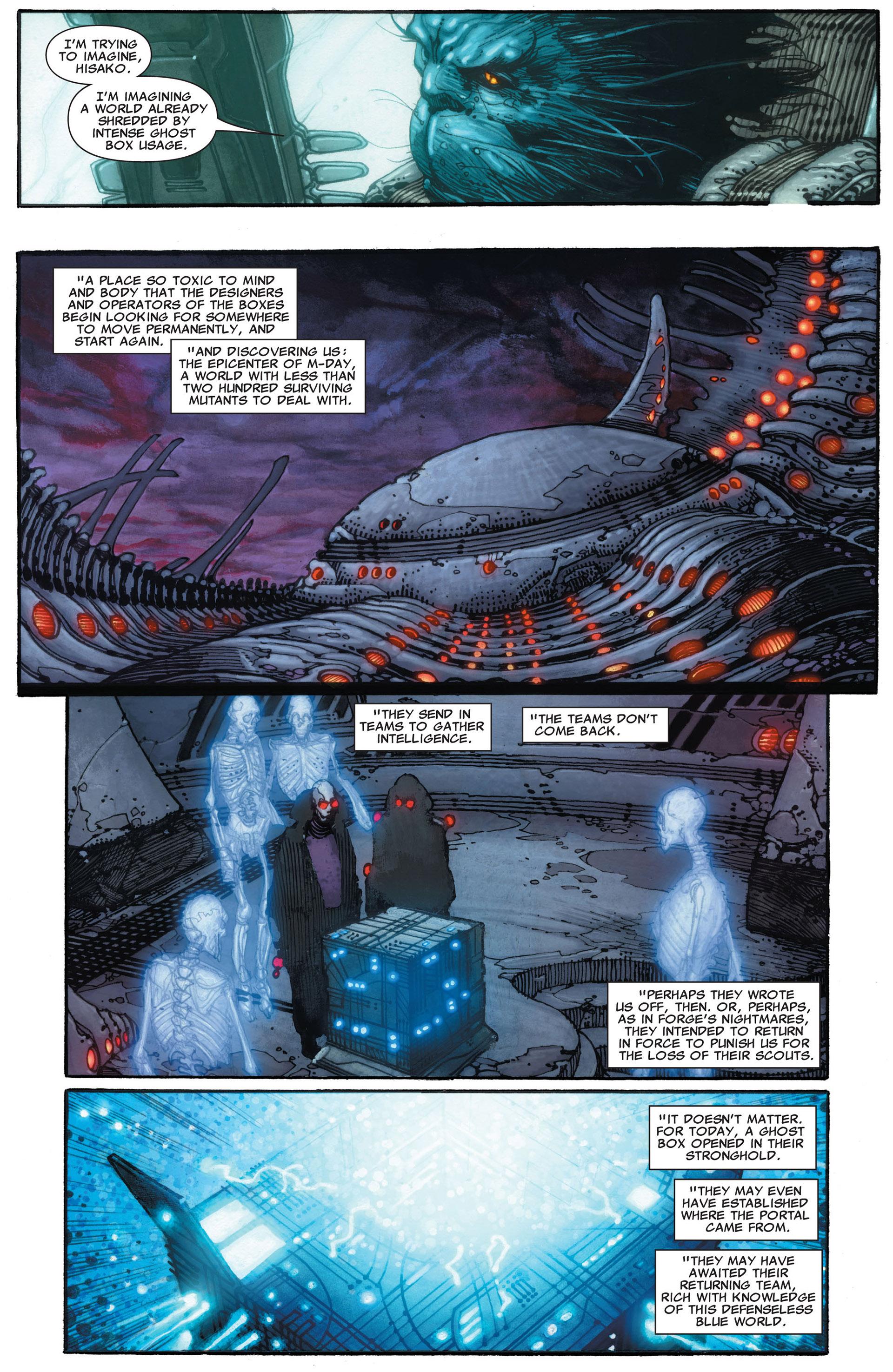 Read online Astonishing X-Men (2004) comic -  Issue #30 - 20