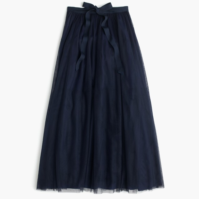 J Crew tulle Ball Skirt