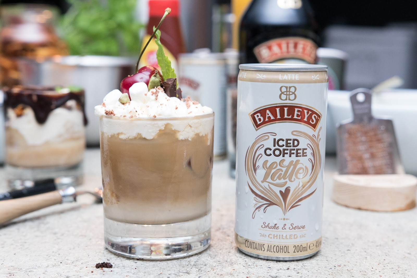kaffe og baileys
