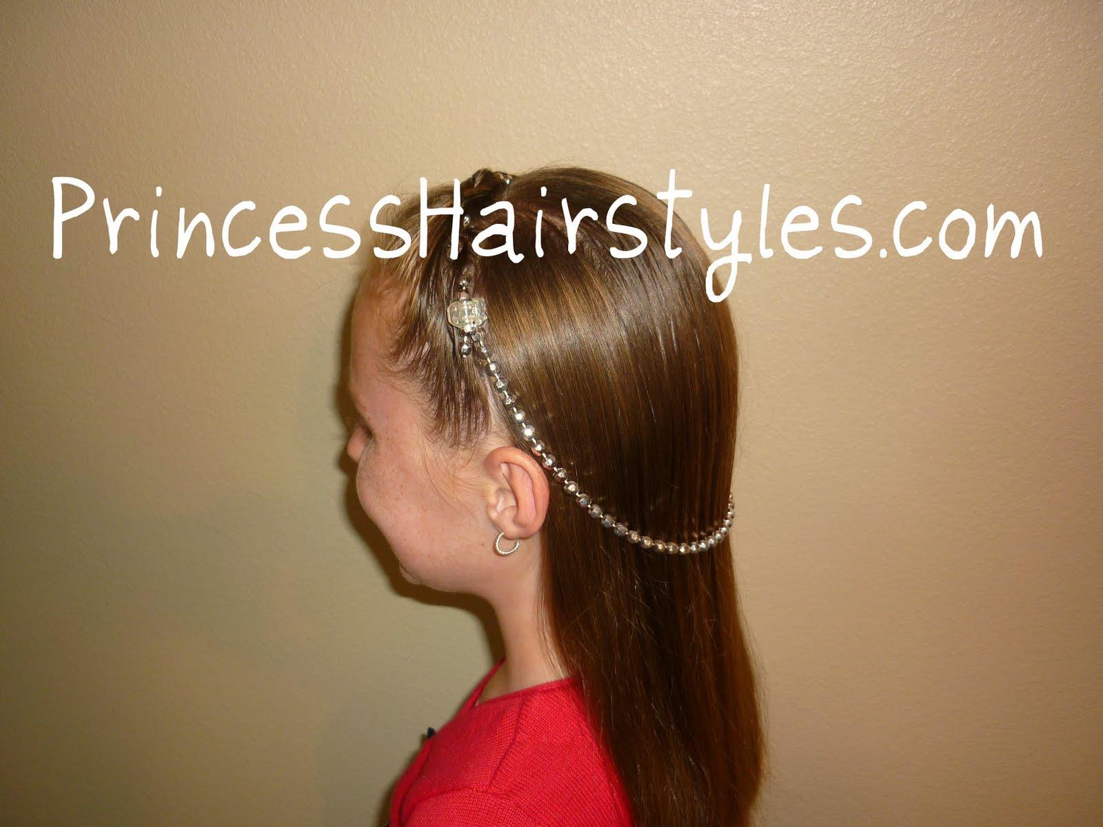 Halloween Hair Styles: Halloween Hairstyles, Princess Braided Headband With
