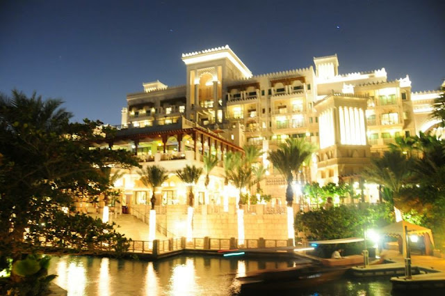 Pengalaman Au pair Dubai