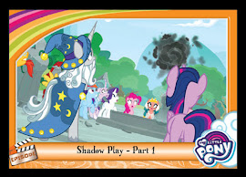 My Little Pony Shadow Play - Part 1 Series 5 Trading Card
