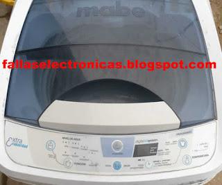 reparacion de tarjeta de lavadora mabe