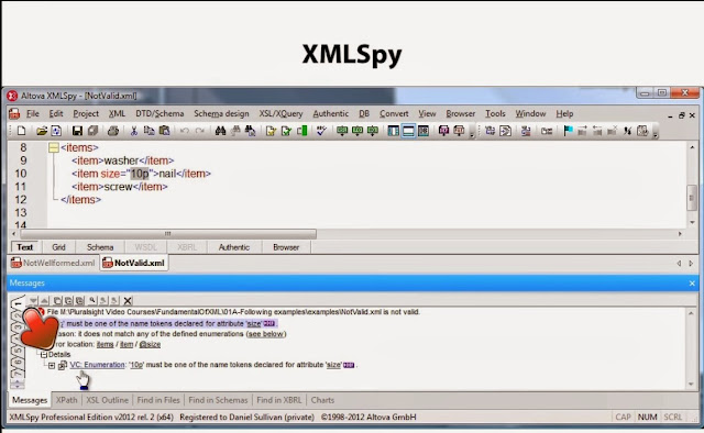 ChatterBox's  NET: XML, JSON and AJAX