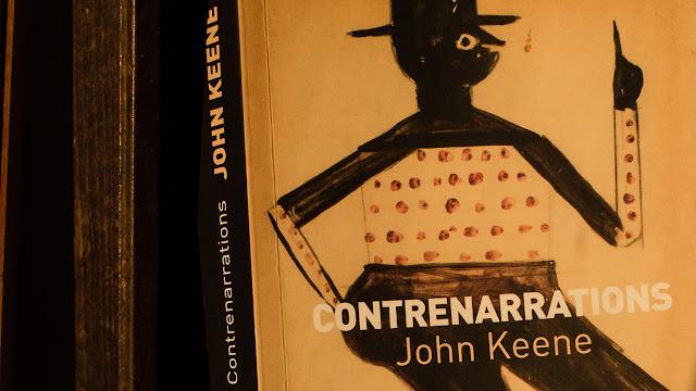 Contrenarrations, John Keene, Bernard Hoepffner, Cambourakis