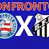 Todos os confrontos de Bahia x Santos