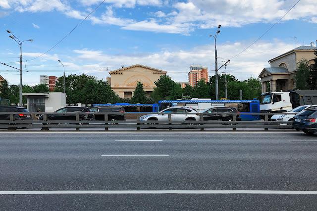 улица Народного Ополчения