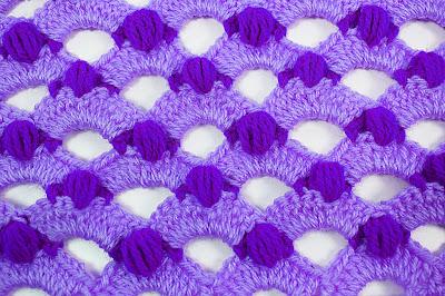 3 -Patron puntada 23 de enero a crochet y ganchillo