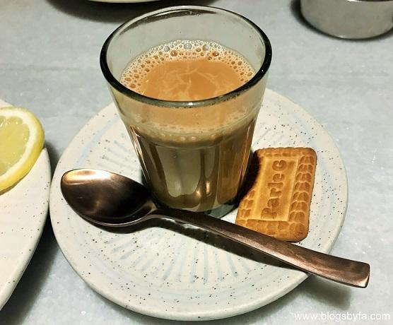 Masala Chai Talli Joe
