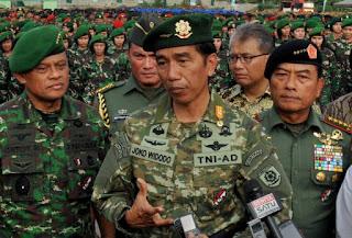 Presidente da Indonésia manda polícia matar traficantes que resistam à prisão
