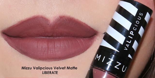 Mizzu Valipcious Velvet Matte LIBERATE