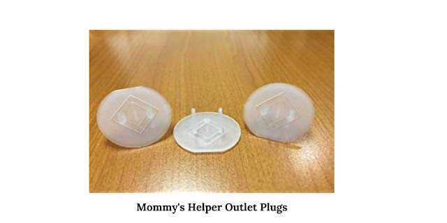 Mommy's Helper Outlet Plugs