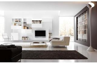 Moderna dnevna soba po meri