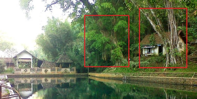 wisata alam jawa timur malang Legenda Misteri Dua Pohon Penunggu Mata Air Sumber Alam