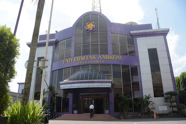 Biaya Kuliah Universitas Amikom Yogyakarta Tahun 2019-2020