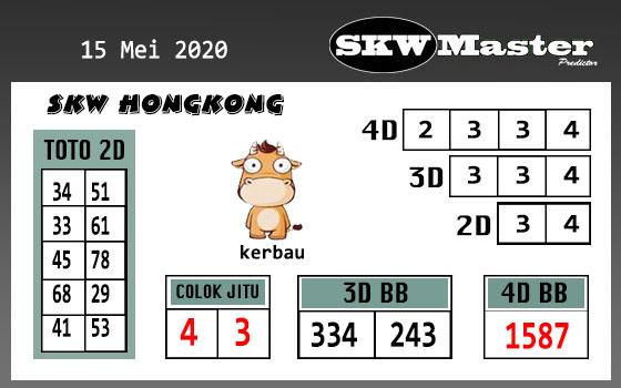 skw master hongkong jumat