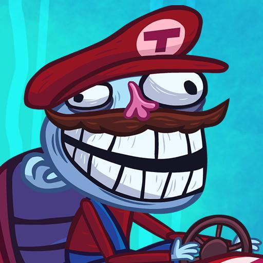 تحميل لعبه تحشيش Troll Face Quest Video Games 2 مهكره