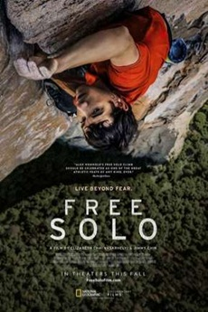Capa Free Solo – Bluray 720p e 1080p Dual Áudio (2018) Torrent