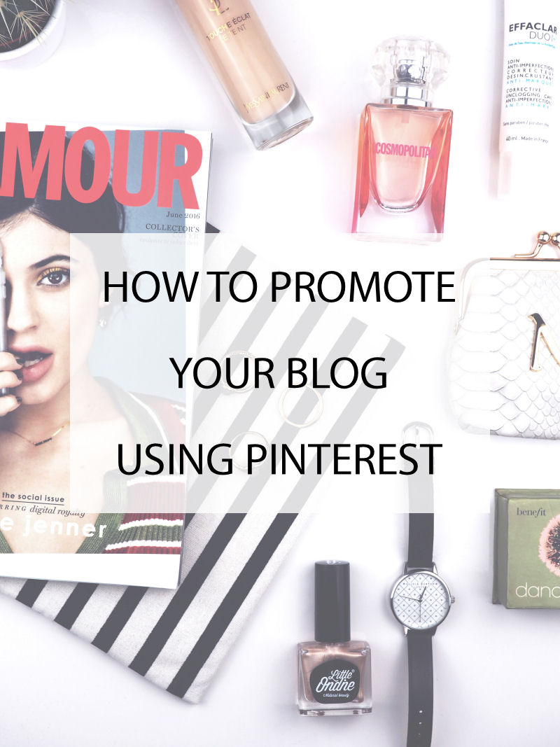 How to Promote your Blog using Pinterest