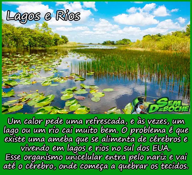 LAGOS E RIOS