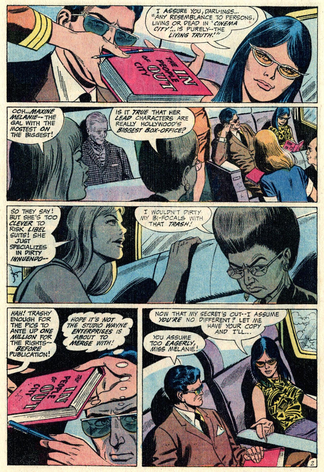 Detective Comics (1937) 398 Page 3