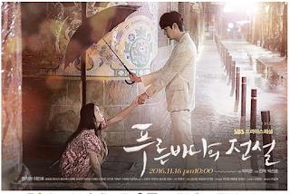 Drama korea The Legend of The Blue Sea Batch Subtitle bahasa Indonesia
