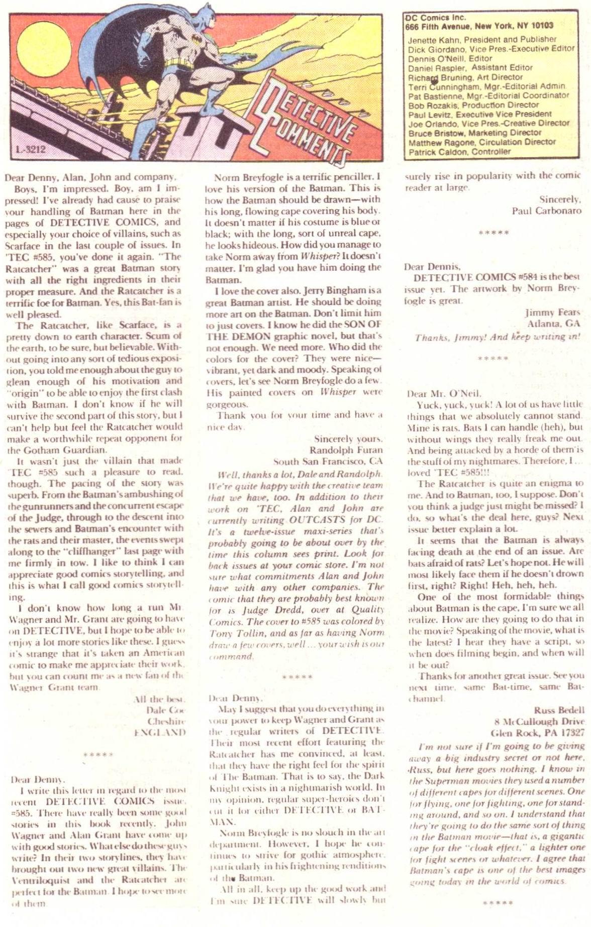 Detective Comics (1937) 588 Page 23