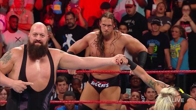 Bigg Cass Wants WWE Universal Title Match at SummerSlam