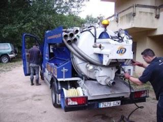 Cómo se limpian los depósitos de agua