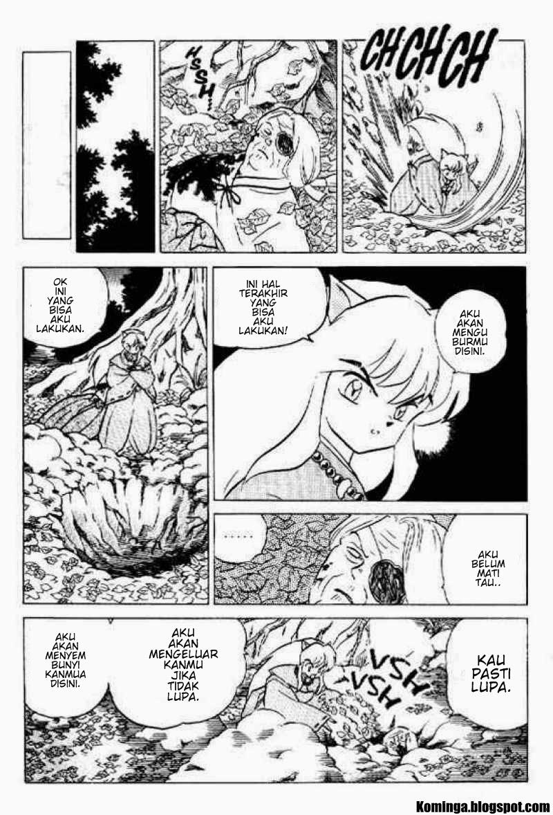 Inuyasha Chapter 7-13