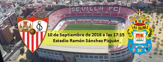 Previa Sevilla CF - UD Las Palmas