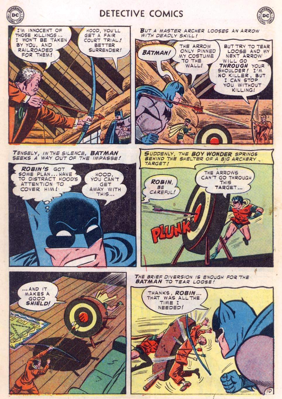 Read online Detective Comics (1937) comic -  Issue #183 - 12