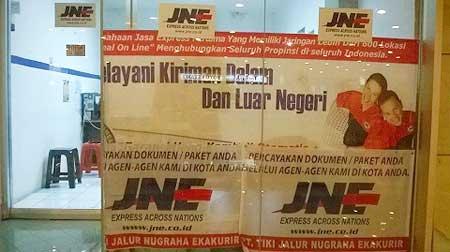 Cek Resi JNE Pengiriman Dari Jakarta Selatan