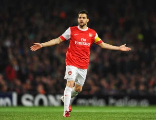 Cesc Fabregas Arsenal Return